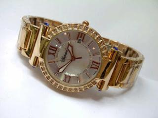 jam tangan chopard imperial gold