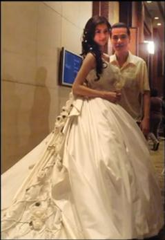Tayong Dalawa Wedding Gown By Song Medina