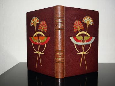 Portrait d'un maître relieur: Pétrus Ruban (1851 - 1929) dans Bibliophilie, imprimés anciens, incunables