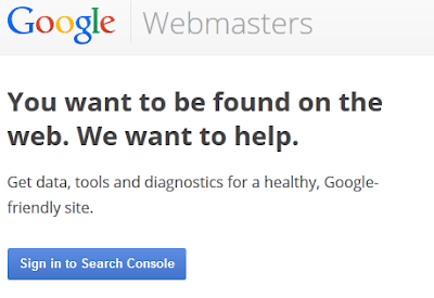Manfaat Google Webmaster Tools