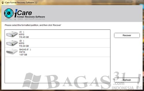 iCare Format Recovery 2.2 Full Keygen 2