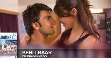 Dil Dhadakne Do Movie Download Mp4 geornarl Pehli-Baar-Dil-Dhadakne-Do-Latest-Hindi-Movie-Song-Image-1455