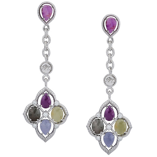 Michael m 39 s sapphire collection the daily jewel for Michael m collection