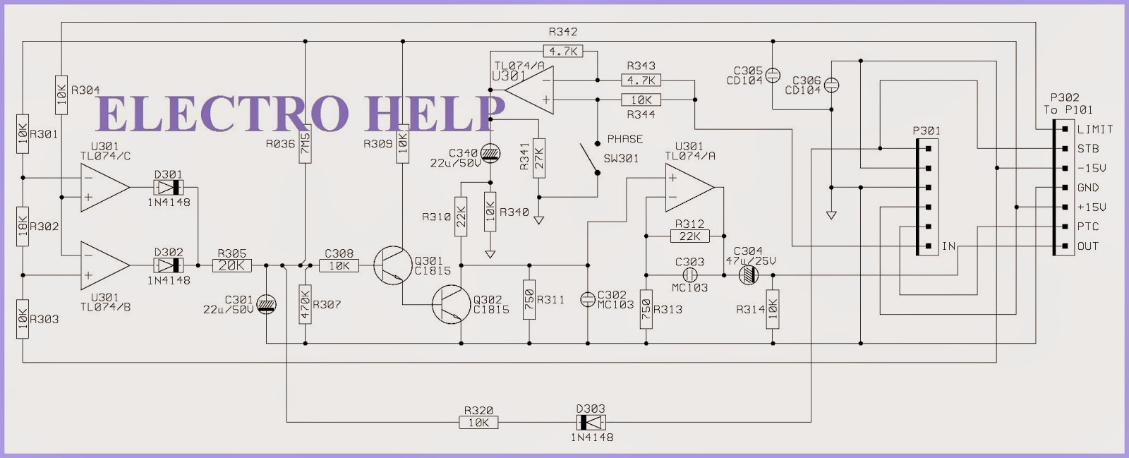 JBL HOME THEATER SYSTEM CS 460 AND CS 680 SCHEMATIC (Circuit ...