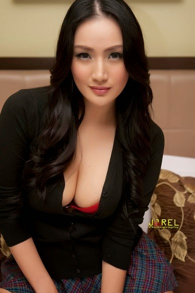 beautiful, exotic, exotic pinay beauties, filipina, hot, magazine, paulene so, pinay, pretty, sexy, swimsuit