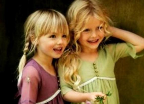 nenas peinados infantiles