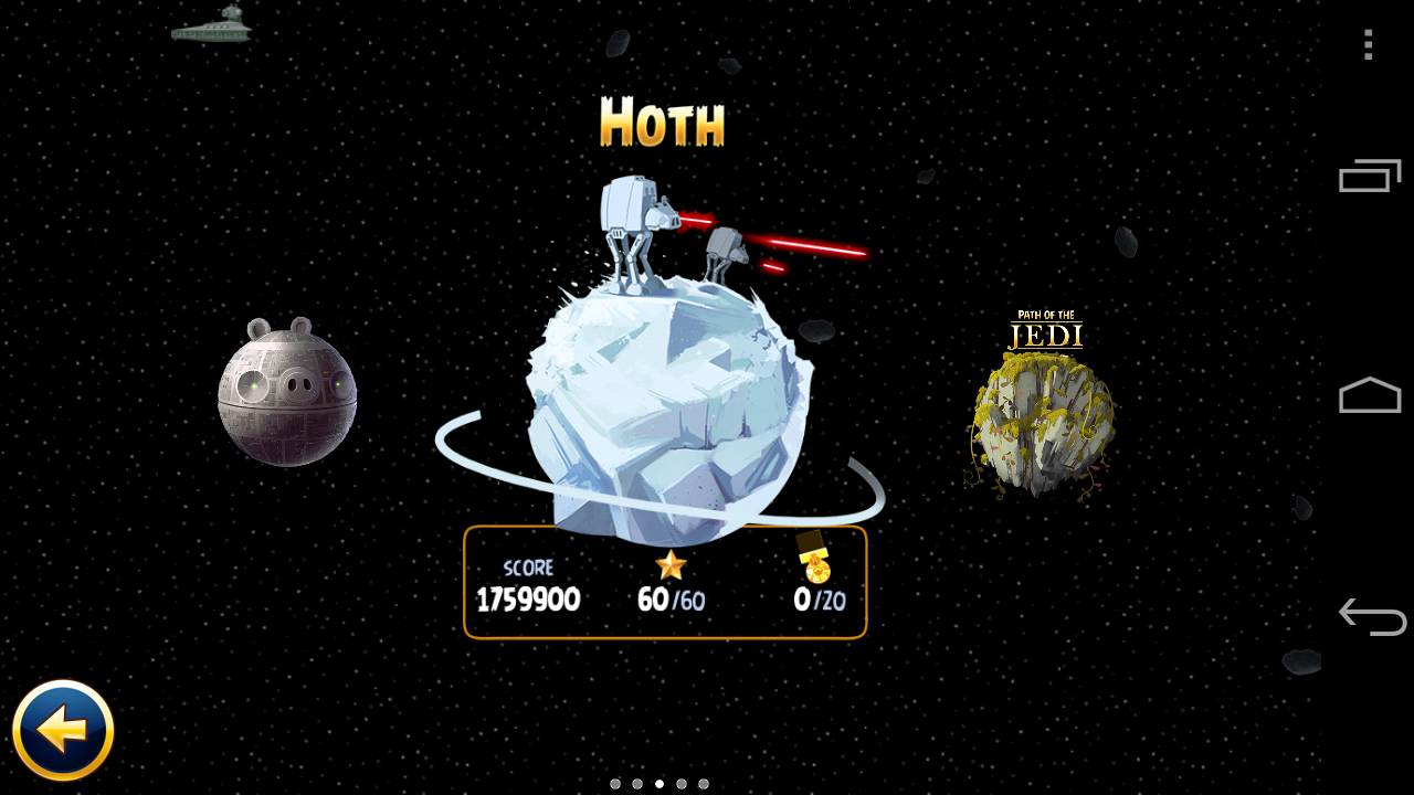 angry birds star wars how to play