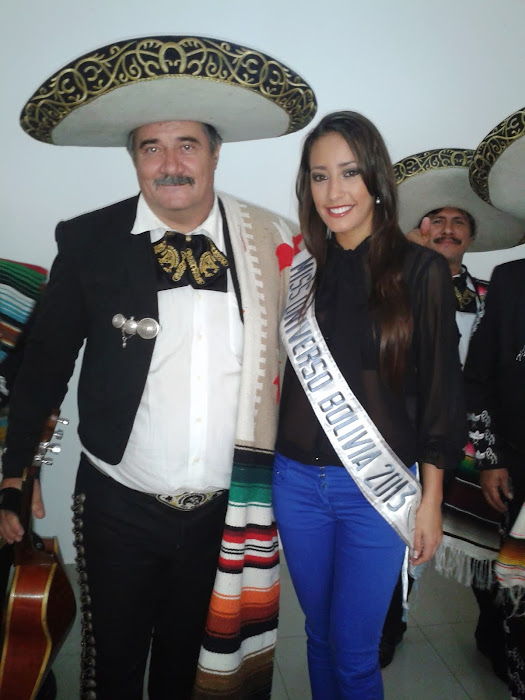 MISS UNIVERSO BOLIVIA