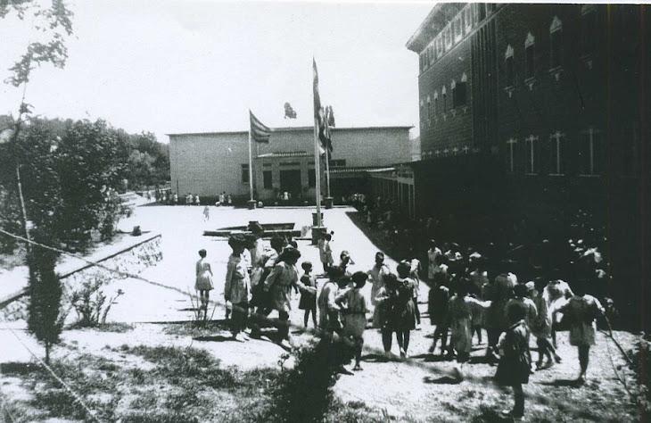 La Torre y el Pabellón de Suecia como equipamiento escolar de montaña 1933 Patrimonio de Barcelona