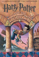 bookcover of Harry Potter and the Sorcerer's Stone by Rowling