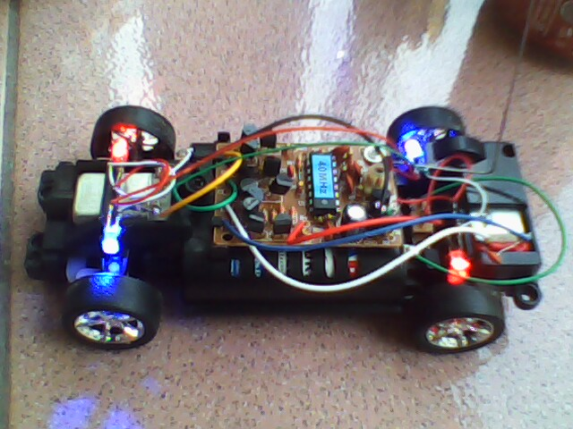 Robot sederhana dari kaleng | Shilahudin Sirizar