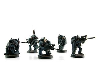 Legion Mk IV Recon Squad