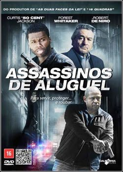 5 Assassinos de Aluguel   AVI BDRip + RMVB Dublado