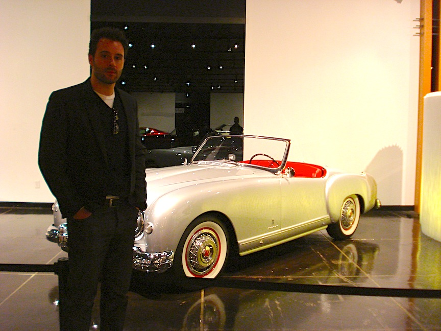 Jigsaw Magazine Alex Manos Of Beverly Hills Car Club