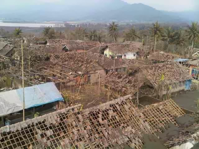 Kumpulan Foto dan Video Paska Meletusnya Gunung Kelud Kediri Jawa ...