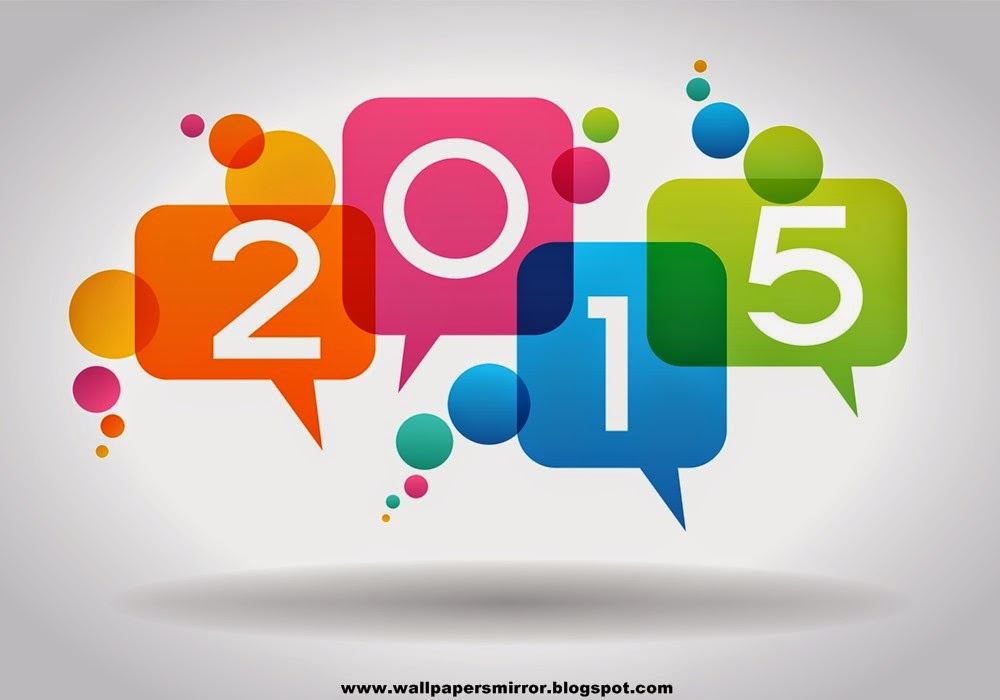 Top 10 happy new year hd wallpapers 2015
