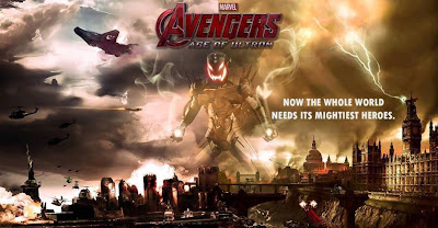 The Avengers - Age of Ultron (Film/Movie) Review - 2