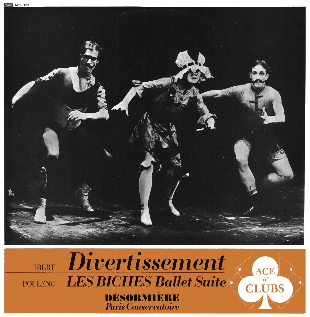 L'Orchestre De La Suisse Romande - Roussel: The Spider's Banquet OP.17, Petite Suite Pour Orchestre OP.39: Honneger: Pacific 231