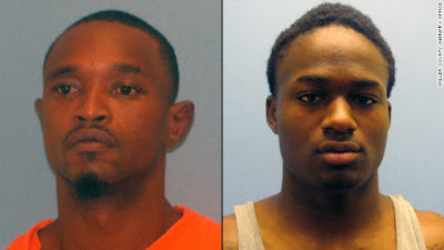 Arkansas Murder Suspects Escape