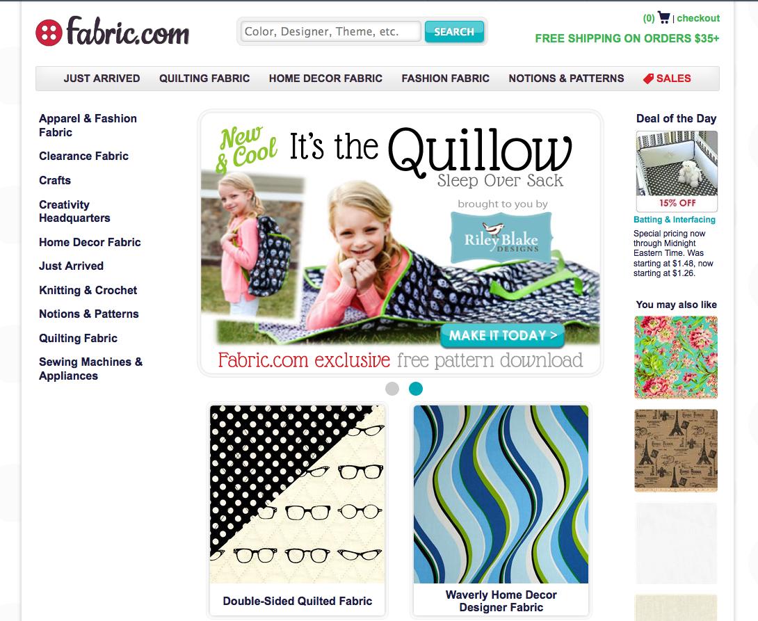 www.fabric.com