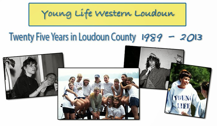 Young Life:  25 Years In Loudoun County