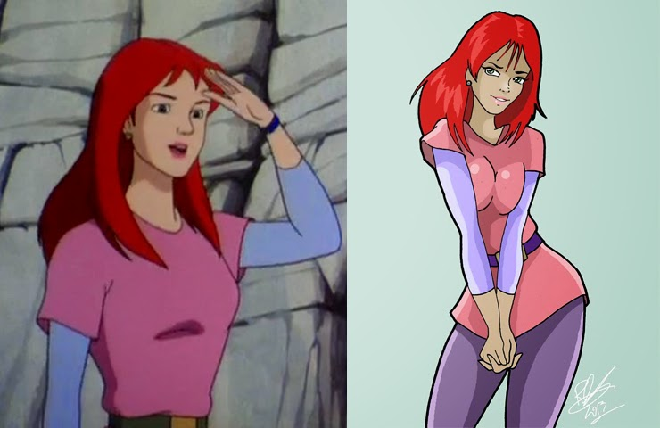 11 Female 90s Animated Characters Who Will Always Be Your