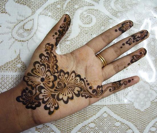 Mehndi Design For Hands Latest Henna Patterns For Hands