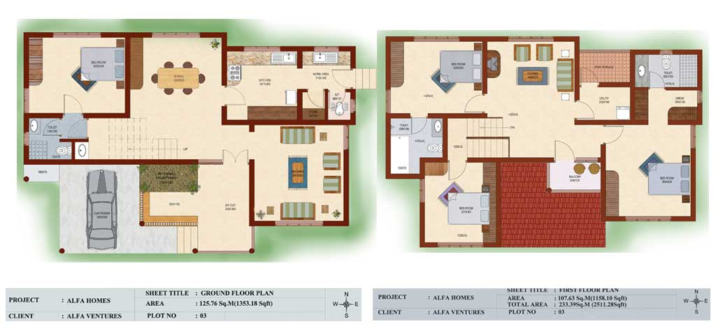 Manorama veedu plans joy studio design gallery best design for Veedu plans and elevations