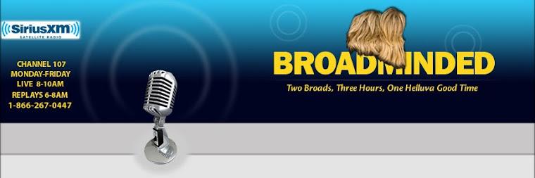 Broadminded Blog