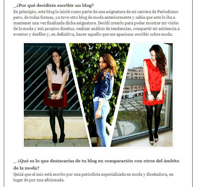 blogueras españolas de moda