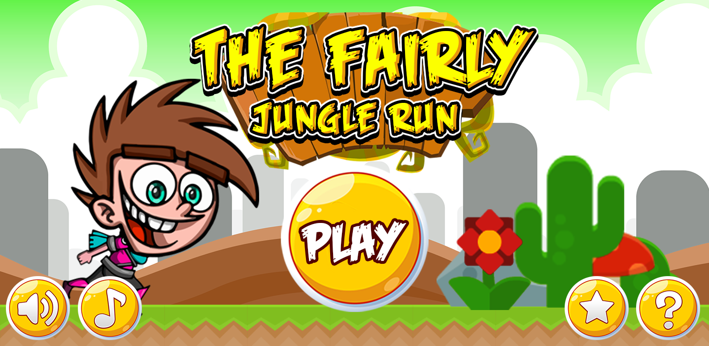Download The Fairly Jungle Run Game For Android