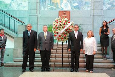 """Guevara:""""Para honrar la memoria de Bolívar, no se requiere de una plaza"""""""