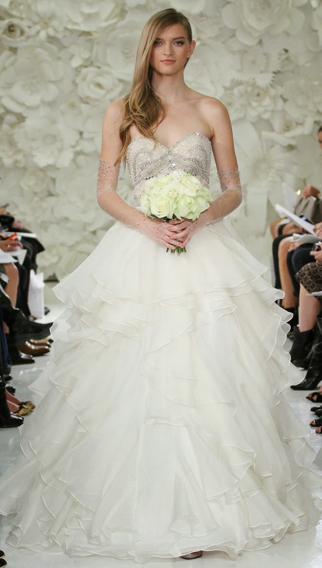 Fall 2015 Watters Wedding Dresses gorgeous wedding dresses