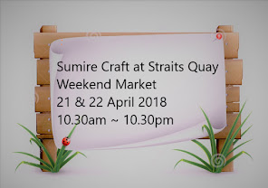 Sumire Craft at Straits Quay Weekend Market