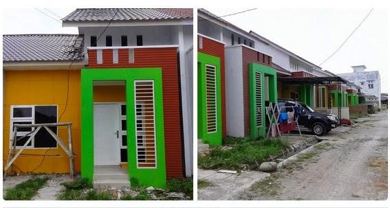 rumah minimalis type 45 terbaru 2014