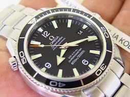 OMEGA SEAMASTER PROFESSIONAL 42mm BLACK BEZEL aka OMEGA PLANET OCEAN-CO AXIAL CAL2500 CHRONOMETER