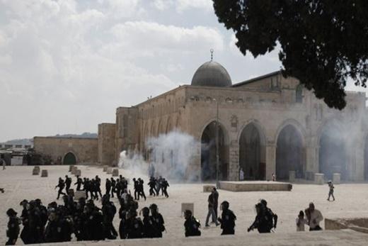 Serang Al-Aqsha, OKI: Israel Memprovokasi Umat Islam