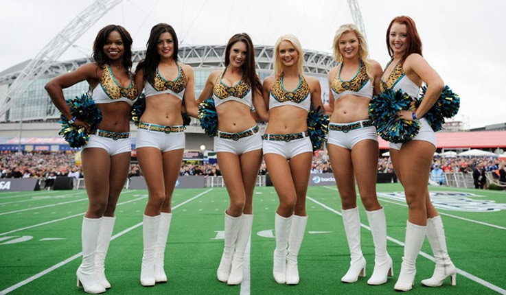 Macesport Nfl Cheerleaders Available For Media