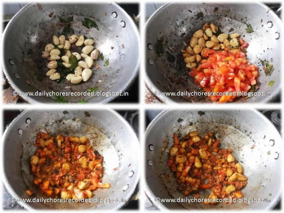 Pundu Kuzhambu | Vellatha Ulli Kurry | Garlic Curry