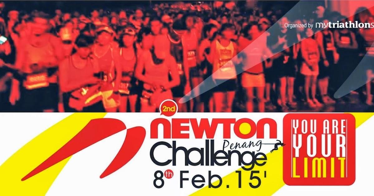 Klang Pacers Athletic Club: [RESULT] Newton Challenge ...
