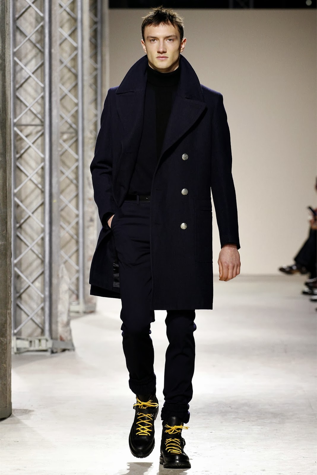 Adi Surantha In Fashion Week Report Fall Winter 20013 2014 Jajaka Louis