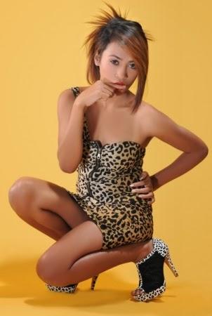 Nepali Model Sony Khadka