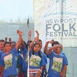 Newport Folk Festival 2011