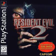 Resident Evil 2 - Dual Shock - PS1