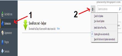 Cara Mengatasi IDM Tidak Bekerja di Mozilla Firefox