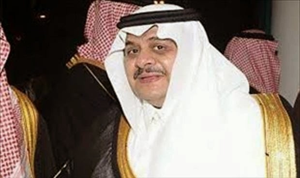 بيان الديوان الملكى السعودى بوفاة الأمير سلطان بن تركى