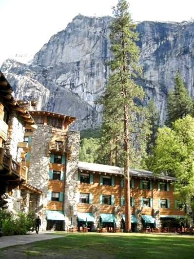 Best honeymoon destinations yosemite national park best for Best places for honeymoon in usa