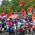 Bình Dương: Hàng Vạn Công Nhân Đình Công, Biểu Tình Chống Trung Quốc