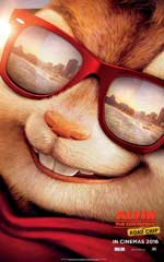 Alvin y las ardillas 4: Aventura sobre ruedas (2015)
