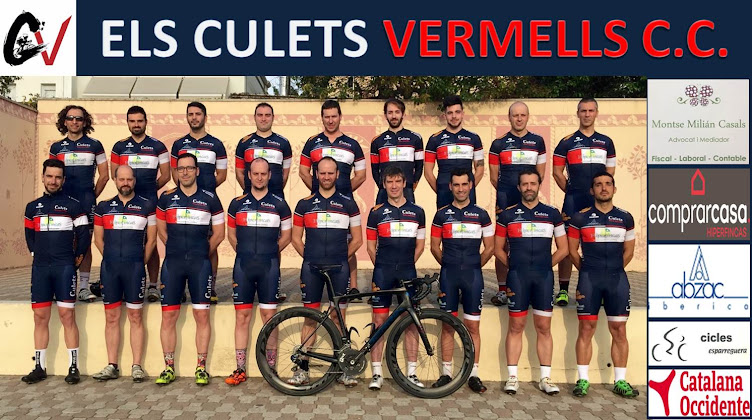CLUB CICLISTA ELS CULETS VERMELLS